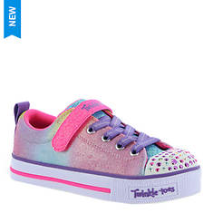 Skechers TT Twinkle Lite-Sweet Supply (Girls' Toddler-Youth)