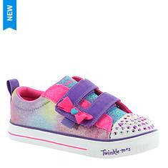 Skechers TT Shuffle Lites-Sweet Supply (Girls' Infant-Toddler)