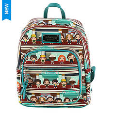 Loungefly Netflix Strngr Things Mini Backpack