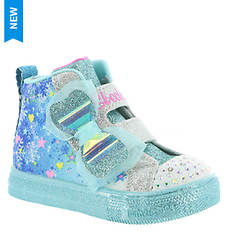 Skechers TT Shuffle Lite-Let it Sparkle (Girls' Infant-Toddler)