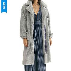 Free People Women's Tessa Teddy Coat