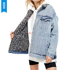 Free People Women's Wild Ones Sherpa Jacket