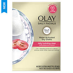 Daily Facials Cleansing Cloths Daily Hydrating Clean