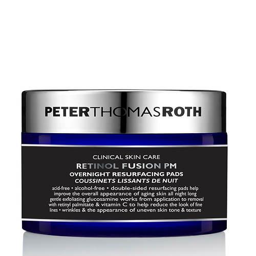 Peter Thomas Roth Retinol Fusion PM Resurfacing Pads