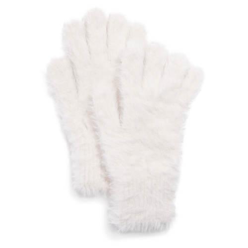 MUK LUKS Women's Fuzzy Fur Glove