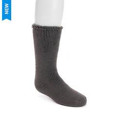 MUK LUKS Boys' 1 Pair Heat Retainer Thermal Socks