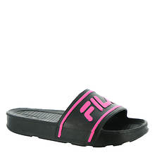 Fila Sleek Slide ST K (Girls' Toddler-Youth)