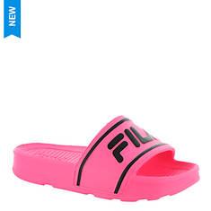 Fila Sleek Slide ST K (Girls' Toddler-Youth)