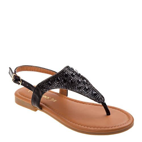 KensieGirl Thong Sandal 237M (Girls' Toddler-Youth)