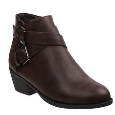 KensieGirl Ankle Heel Boot 902M (Girls' Toddler-Youth)