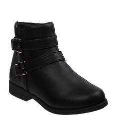KensieGirl Ankle Suede Boot 222M (Girls' Toddler-Youth)