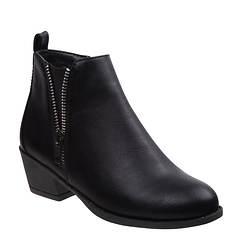 KensieGirl Ankle Heel Boot 906M (Girls' Toddler-Youth)