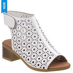 KensieGirl Ankle Heel Sandal 099M (Girls' Toddler-Youth)