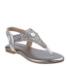 KensieGirl Thong Sandal 179M (Girls' Toddler-Youth)
