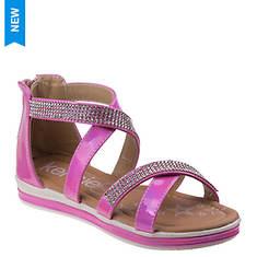 KensieGirl Ankle Sandal 406M (Girls' Toddler-Youth)
