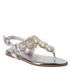 KensieGirl Thong Sandal 592M (Girls' Toddler-Youth)