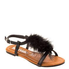 KensieGirl Open Toe Sandal 257M (Girls' Toddler-Youth)