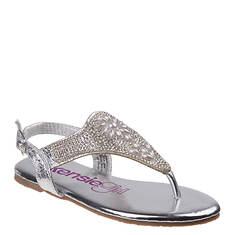 KensieGirl Thong Sandal 594M (Girls' Toddler-Youth)
