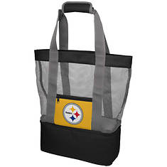 NFL Mesh Beach Tote Bag with Cooler