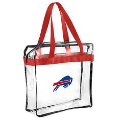 NFL Clear Tote Bag