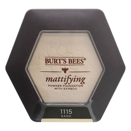 Burt's Bees Mattifying Powder Foundation