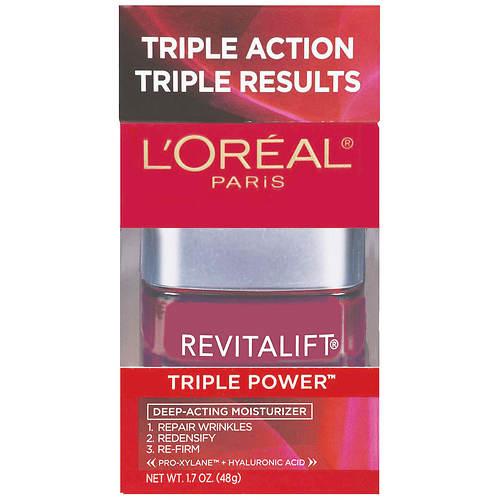 L'Oreal Revitalift Triple Power Moisturizer