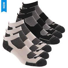 PUMA Men's P114391 Low Cut 6 Pack Socks