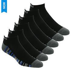 Skechers Men's S112383 Low Cut 6 Pack Socks