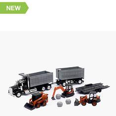 Kubota Construction Vehicle Set