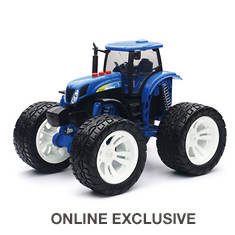 New Holland Monster Tractor