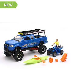 Xtreme Off Road Truck Playset