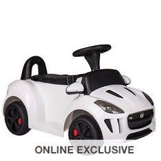 F-Type Jaguar Battery-Operated Ride-On