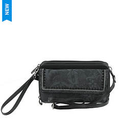 Sakroots Luna Smartphone Crossbody Poly Twill Bag