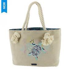 Sakroots Bayside Reversible Tote Bag