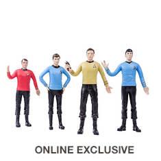 Star Trek TOS: Transporter Room Bendable Boxed Set