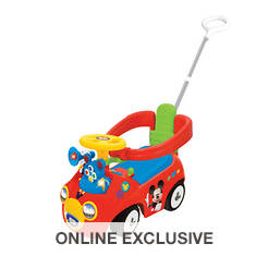 Mickey Mouse Clubhouse Ride-On