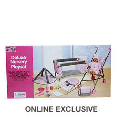 5-Pice Deluxe Nursery Play Set