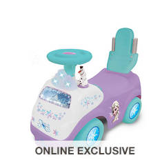 Frozen Elsa 3-in-1 Activity Ride-On