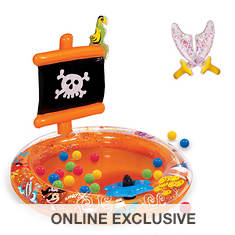 Pirate Inflatable Ball Pit