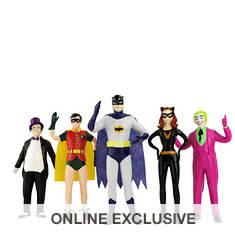 DC Comics Batman 1966 Set