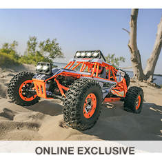 Ace 4x4 Rock Racer