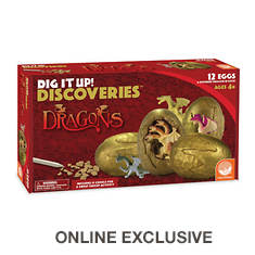 Dig It Up! Discoveries: Dragons