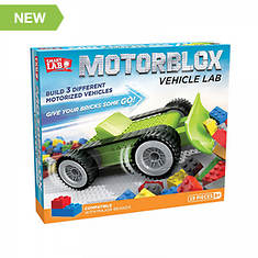 MotorBlox: Vehicles