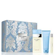 Dolce & Gabbana Light Blue Women's Set