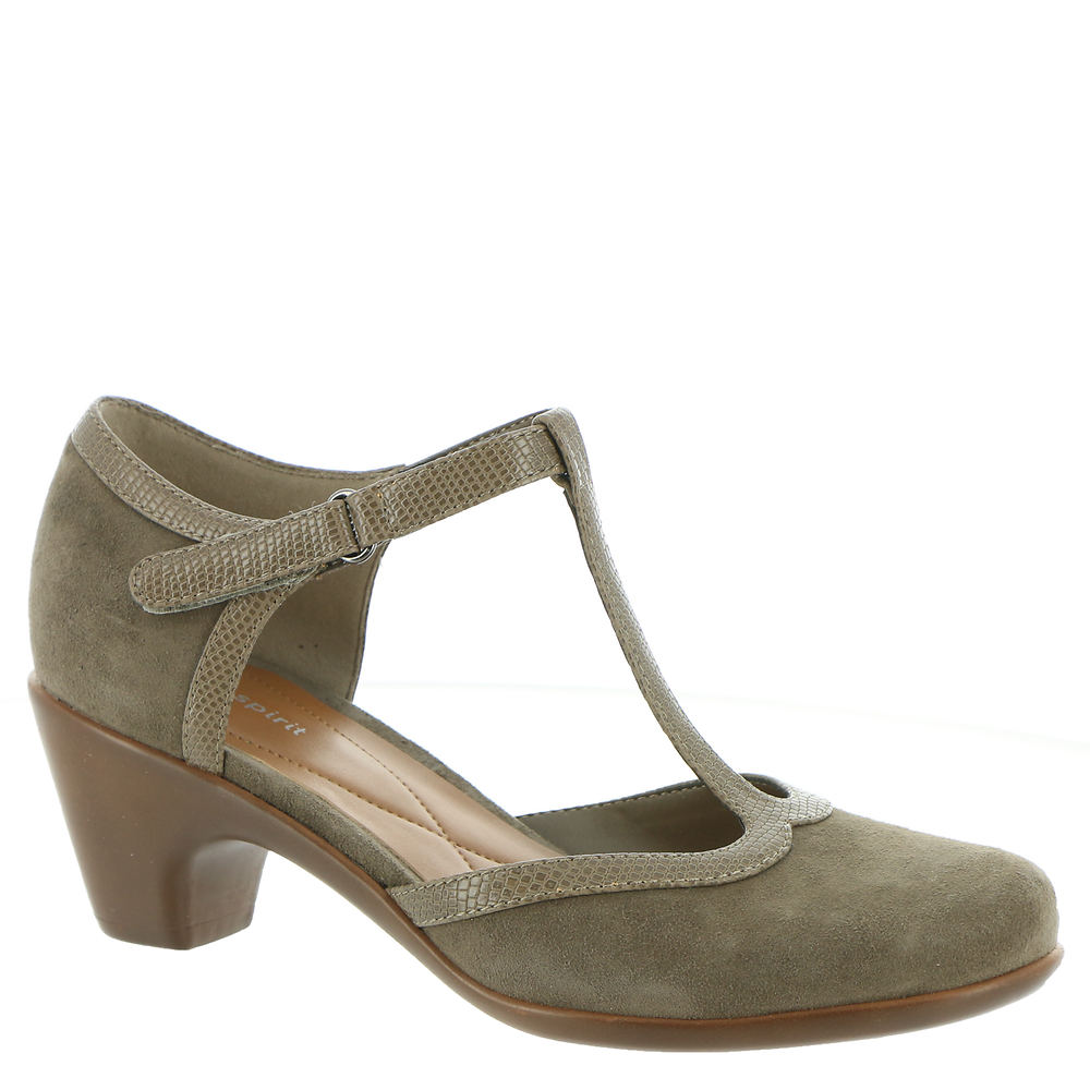 1920s Style Shoes, Heels, Boots Easy Spirit Cara Womens Tan Pump 12 W $49.99 AT vintagedancer.com