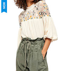 Free People Women's Monday Morning Top