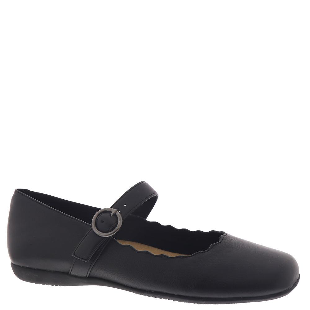Titanic Edwardian Shoes – Make or Buy Trotters Sugar Womens Black Slip On 9 W $109.95 AT vintagedancer.com