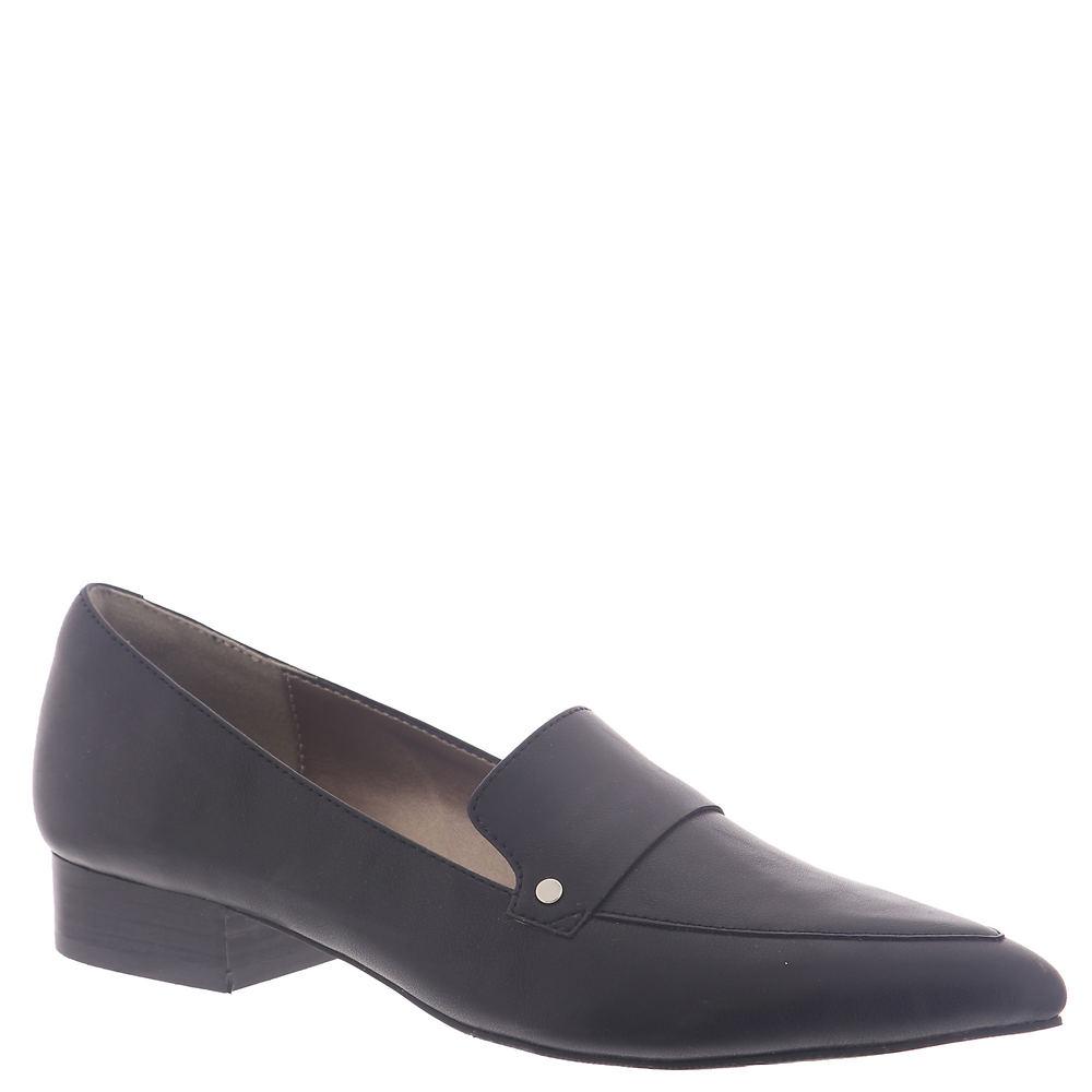 60s Shoes, Boots ARRAY Prague Womens Black Slip On 10 W $69.95 AT vintagedancer.com