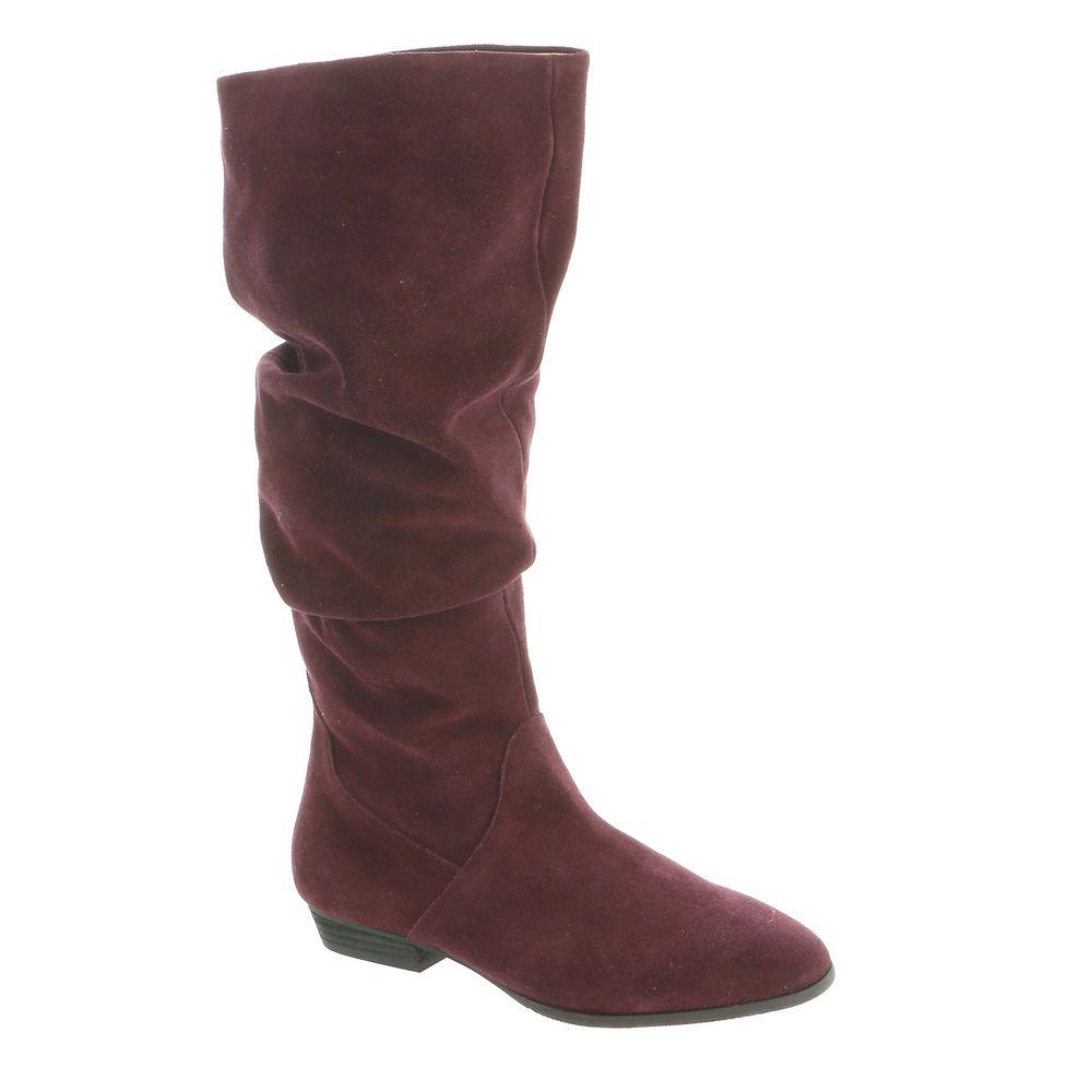 ARRAY Norwalk Women's Burgundy Boot 12 M -  190061669497
