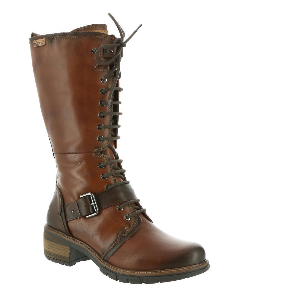 Steampunk Boots & Shoes, Heels & Flats Pikolinos San Sebastian W1T-9624 Womens Grey Boot Euro 41 US 10.5 - 11 M $289.95 AT vintagedancer.com